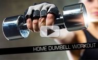 Complete Home Total Body Workout (WITH JUST ONE DUMBBELL!!)