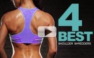 4 Best Shoulder Sculpting Exercises (ATHLETIC UPPER BODY!!)