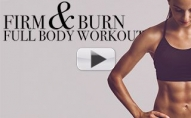Firm & Burn EVERY MUSCLE (With These 6 Moves!!)