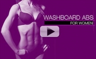 Flat & Defined ABS (Top 4 CORE SCULPTING Moves!!)