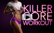 5 Killer Ab Sculpting Moves (CHALLENGE YOUR CORE!!)