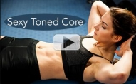 How To Get a SEXY TONED CORE!! (4 Important Techniques!!)