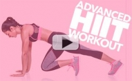 Quick & Painful HIIT Workout (ADVANCED ROUTINE!!)