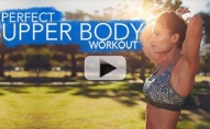 4 Top Moves for a PERFECT UPPER BODY!!