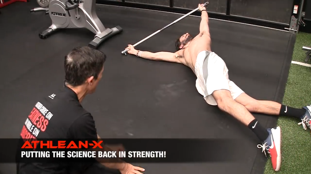 stretch exercise for rounded thoracic spine
