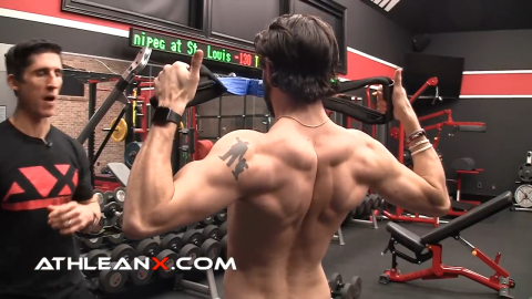 face pull exercises to fix rounded shoulders