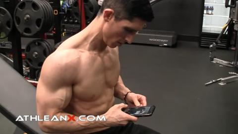 no phone while training