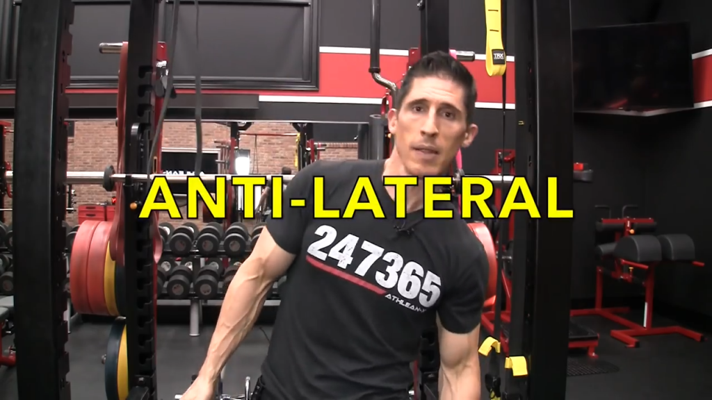 anti lateral function of the abs
