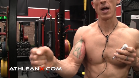 elbow supination function of the biceps