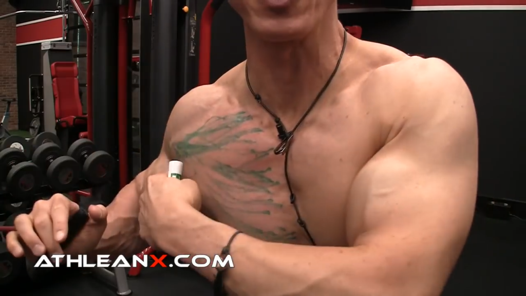 incline bench press alignment with upper chest fibers