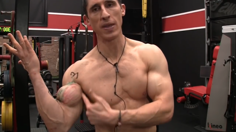 no money curl hits short head of the biceps