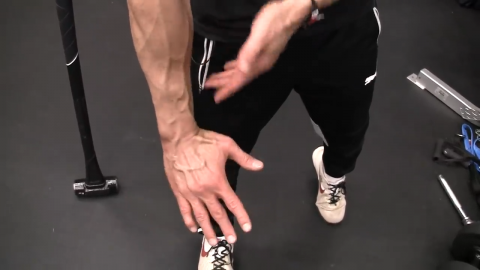 in radial deviation the wrist bends toward the top bone or inner forearm