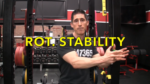 rotational stability function of the abs