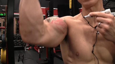 shoulder flexion function of the biceps