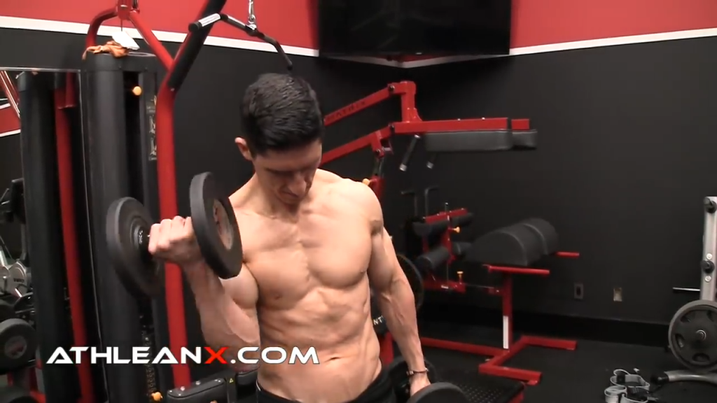 the hammer curl is another curling exercise for the biceps