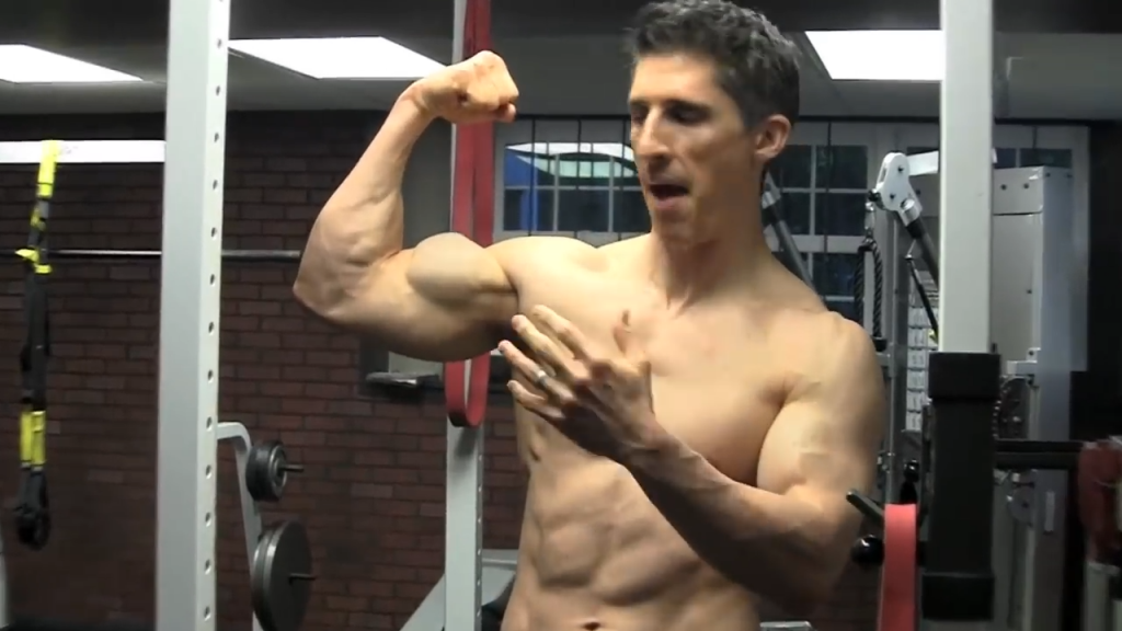 you need to increase biceps height for bigger arms