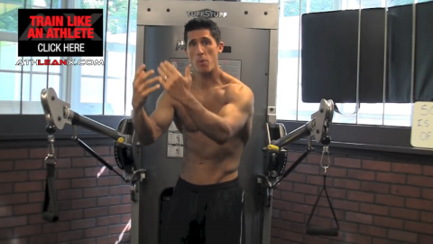 to stretch the scapula we need to pull the scaps up, out and around
