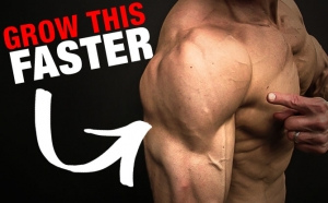 how to get bigger shoulders with lighter weights grow delts faster
