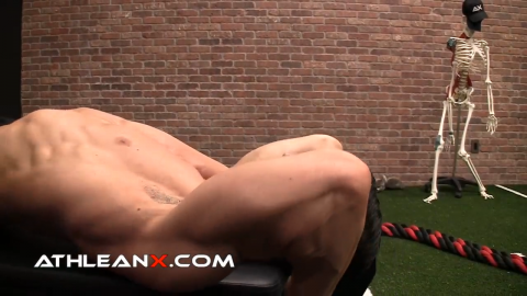 stretch triceps back a little more on each rep of the triceps extension