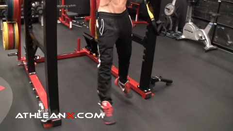 don't do your pullups with a loose body