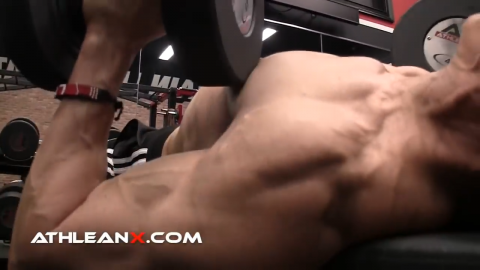 dumbbell bench press not a good exercise for chest strength