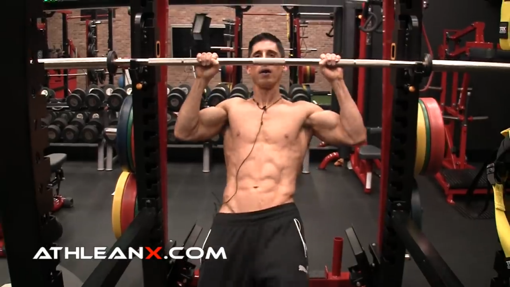 high incline row is part of the pullup progression to do more pullups