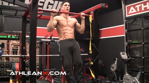 plugging all the energy leaks in the pullup makes it more effective
