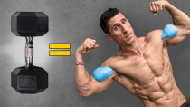 The BEST Dumbbell Exercises for BICEPS