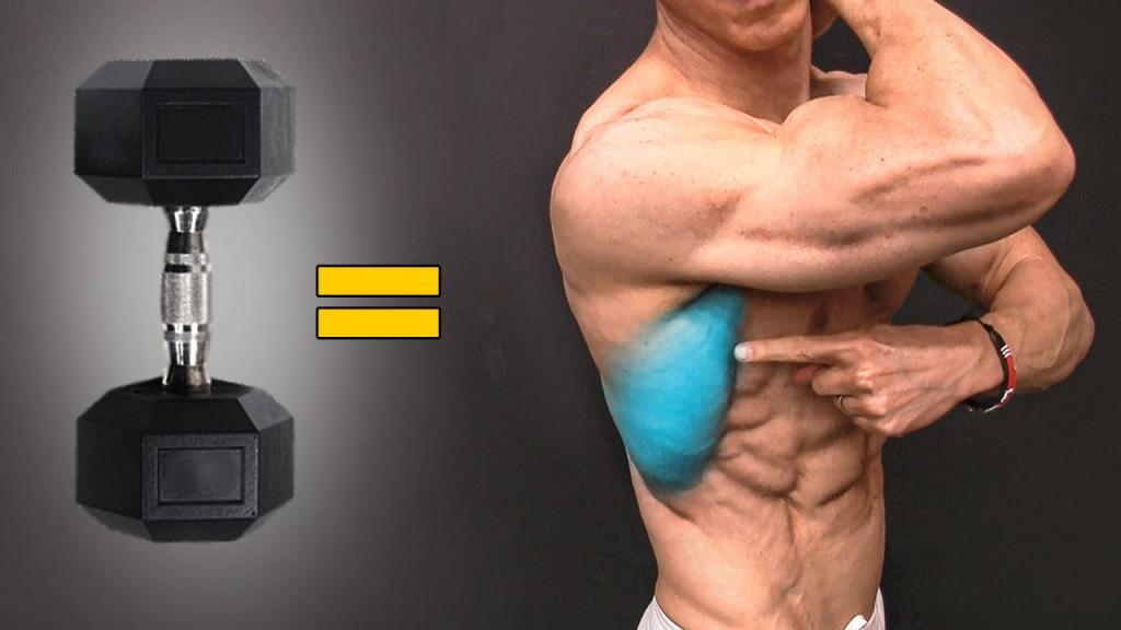 best dumbbell exercises for back