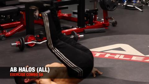 ab halos exercise