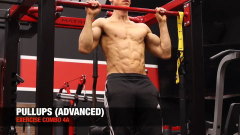 pullup exercise