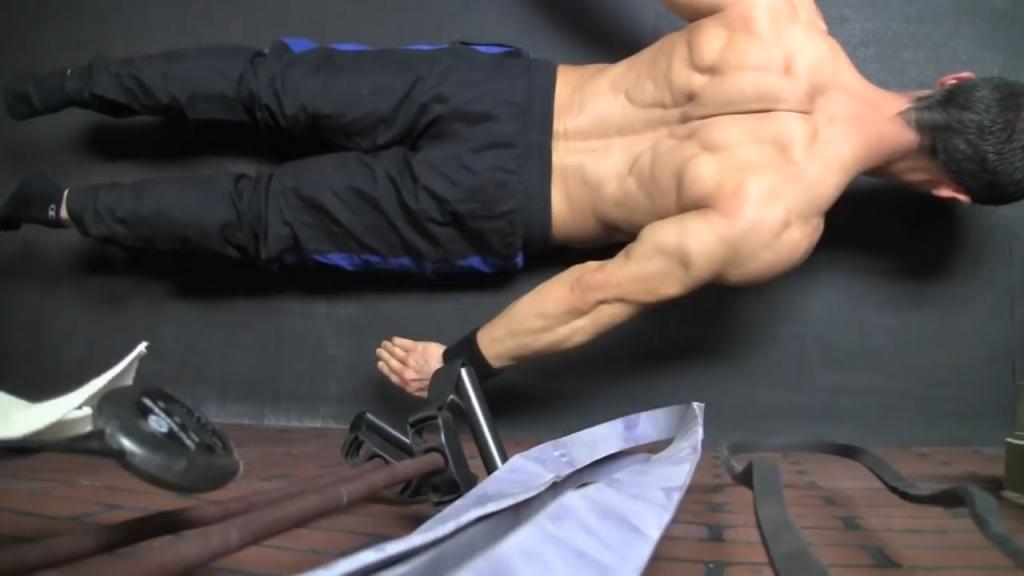 reverse superman bodyweight exercise for lower back