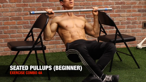 seated pullup