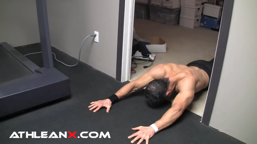 sliding lat pulldown bodyweight mid back exercise