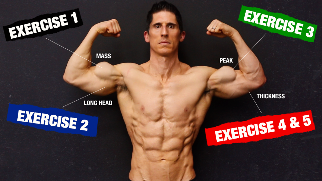 The PERFECT Home Arm Workout (Sets and Reps Included)