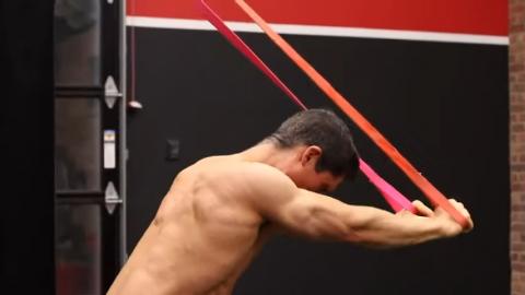 triceps pushaways