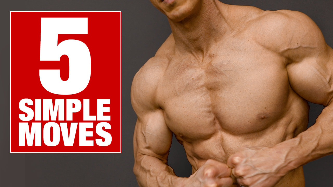 How to Get Brutally Strong at Home (WORKS FAST!)