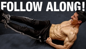 Workout to Get Lower Abs Fast (7 MINUTES!)