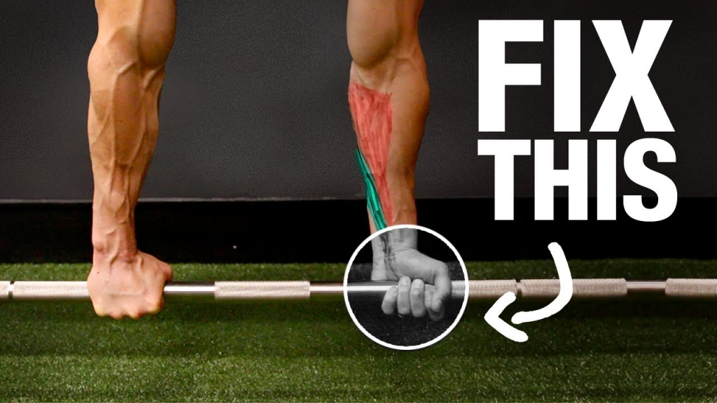 Your Grip is KILLING Your Gains (FIX THIS!)