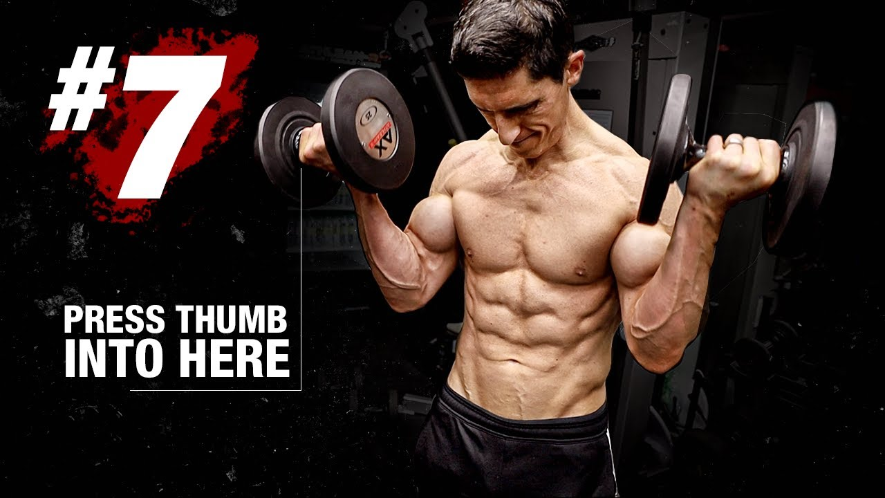 15 Best Dumbbell Biceps Exercises (GET BIG ARMS!)