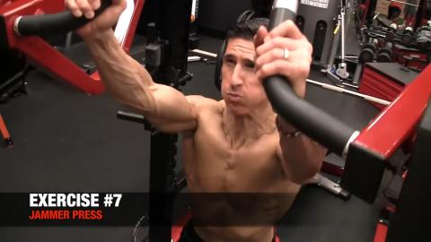 jammer presses for upper chest