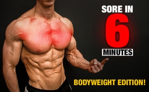 bodyweight chest workout