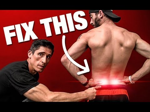 How to Fix Low Back Pain Instantly
