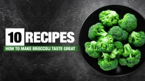 10 Ways to Make Broccoli Taste GOOD!