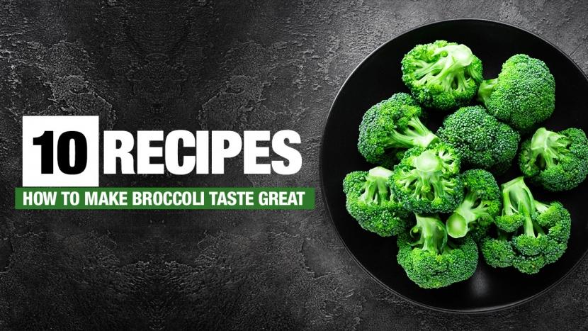 how to make broccoli taste good
