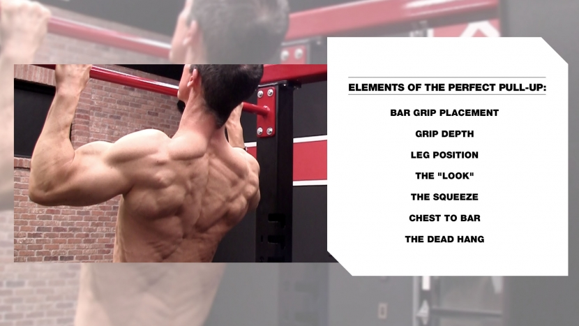 the perfect pullup