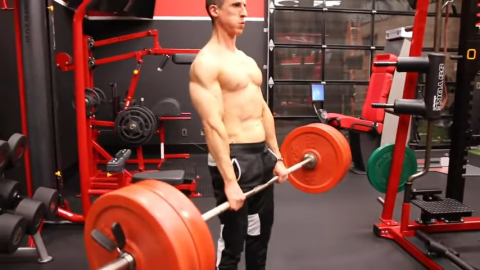 work on deadlift to improve pullup