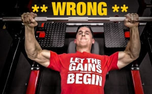 how to bench press correctly