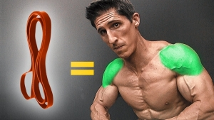 Build Bigger Shoulders Without Weights!
