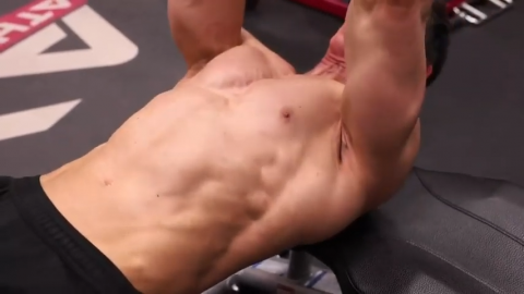 use lats in pjr pullovers